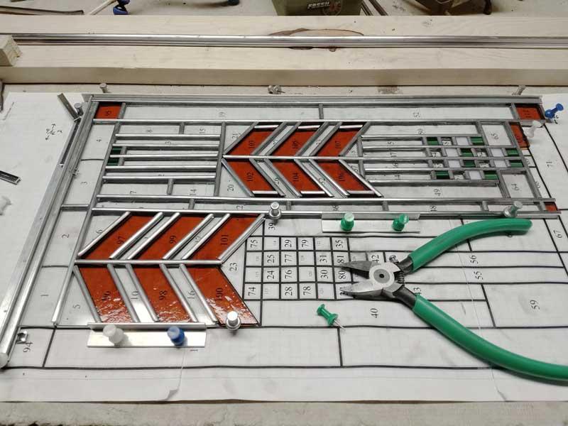 Leading in Progress on Frank Lloyd Wright Inspired Design