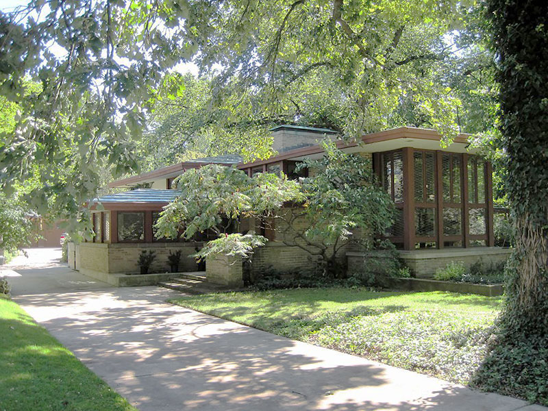 Wright Plus Tour - Isabell Roberts House