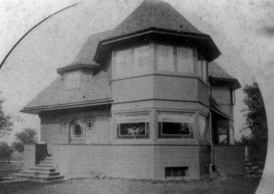 Emmond House Circa 1893