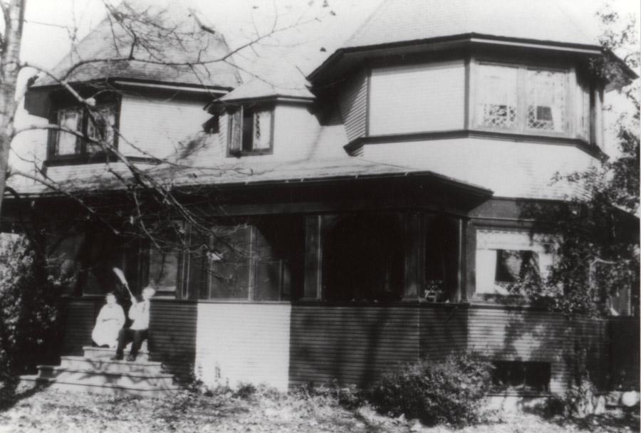 Emmond House Circa 1917