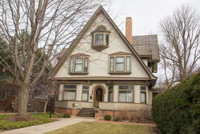 W. Irving Clark House, La Grange IL